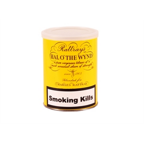 Rattrays - Hal O' The Wynd - 100g Tin - Tobacco UK