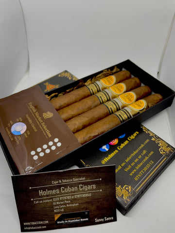 Quai D'orsay Senadores Limited Edition 2019 Single- EMS Stock- 4 Cigars Gift Boxed