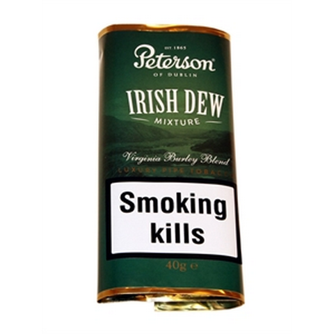 Peterson - Irish Dew - 40g Pouch - Tobacco UK