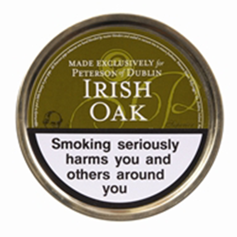 Peterson - Irish Oak - 50g Tin - Tobacco UK