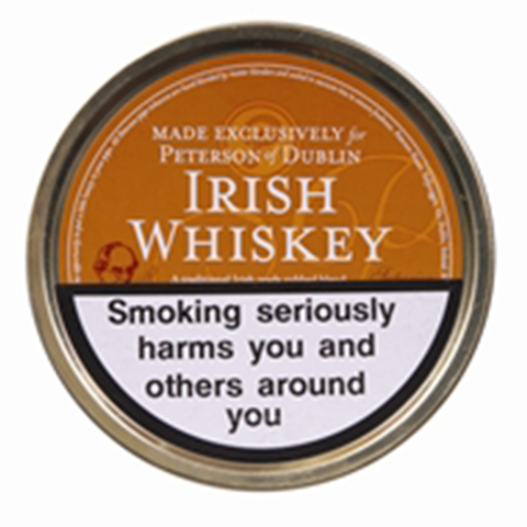 Peterson - Irish Whiskey - 50g Tin - Tobacco UK