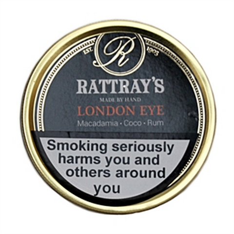 Rattrays - London Eye - 50g Tin - Tobacco UK