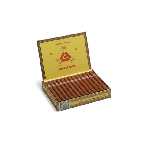 Montecristo - No 3 - Box of 25 - Tobacco UK - 1