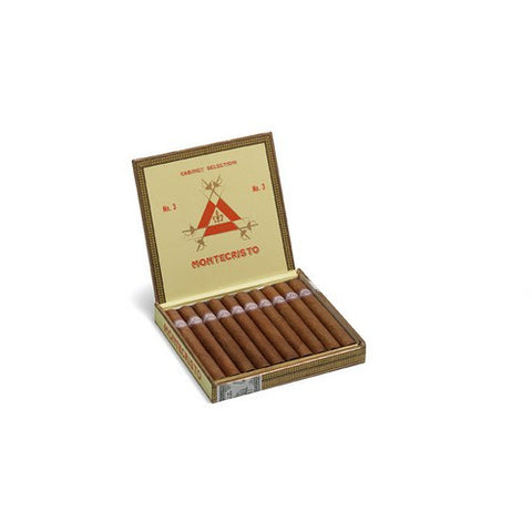 Montecristo - No 3 - Box of 10 - Tobacco UK - 1