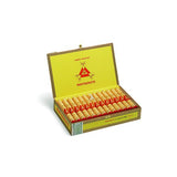 Montecristo - Tubos - Box of 25 Tubed - Tobacco UK - 1