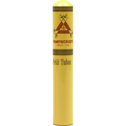 Montecristo - Petit Tubos - Single Tubed - Tobacco UK