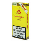 Montecristo - Edmundo - Pack of 3 - Tobacco UK - 1