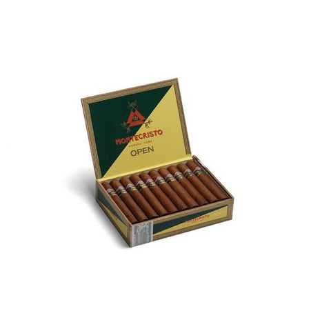 Montecristo - Open Series - Master - Box of 20 - Tobacco UK