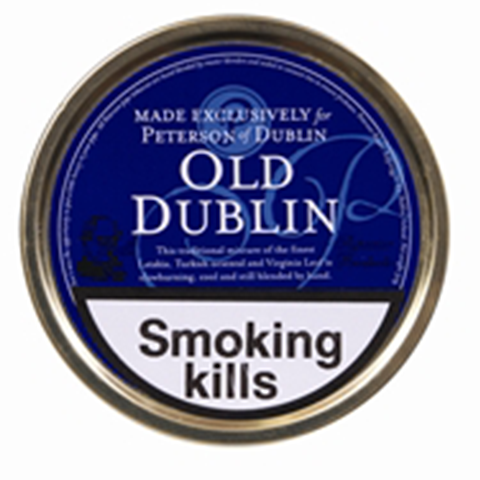 Peterson - Old Dublin  - 50g Tin - Tobacco UK