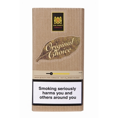 Mac Baren - Original Choice - 40g Pouch - Tobacco UK