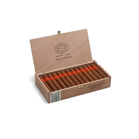Partagas - Serie D No 4 - Box of 25 - Tobacco UK - 1