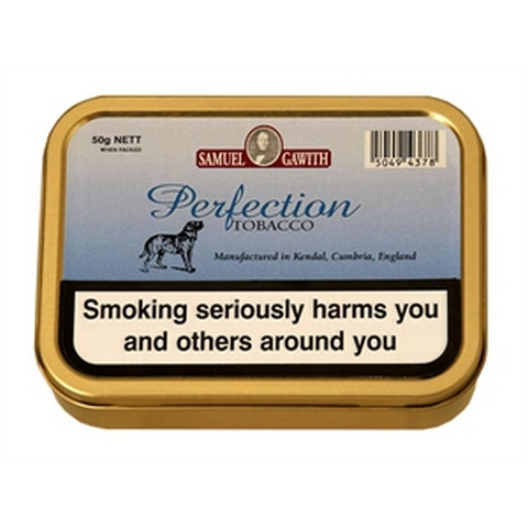 Samuel Gawith - Perfection Mixture  - 50g Tin - Tobacco UK