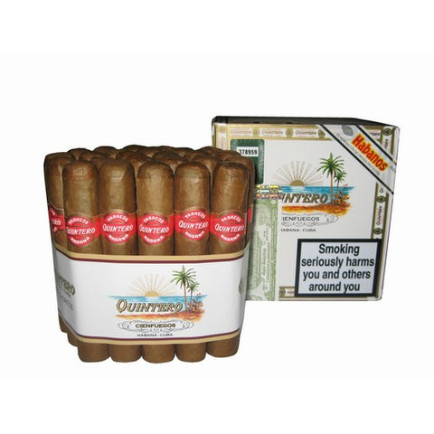 Quintero - Favoritos - Box of 25 - Tobacco UK - 1