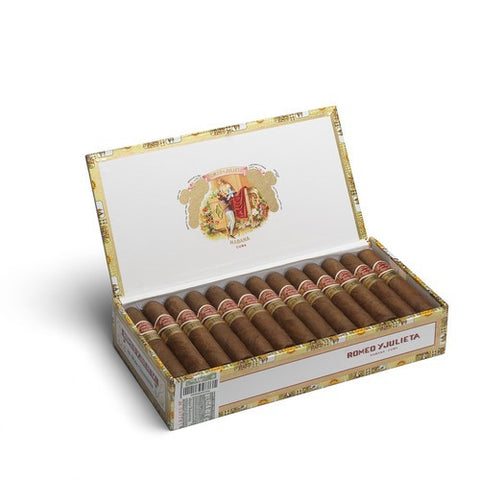 Romeo Y Julieta - Wide Churchill - Box of 25 - Tobacco UK - 1