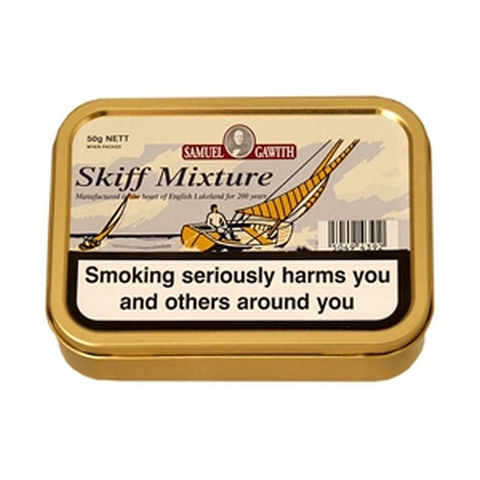 Samuel Gawith - Skiff Mixture  - 50g Tin - Tobacco UK
