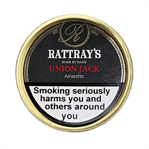 Rattrays - Union Jack - 50g Tin - Tobacco UK