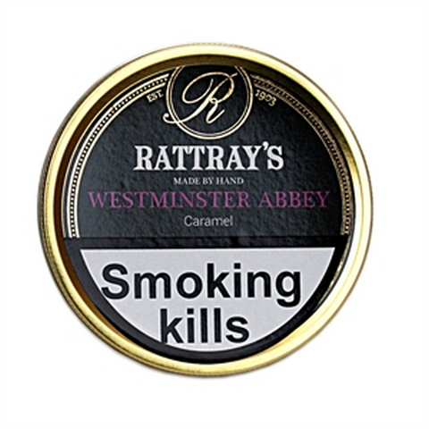 Rattrays - Westminster Abbey - 50g Tin - Tobacco UK