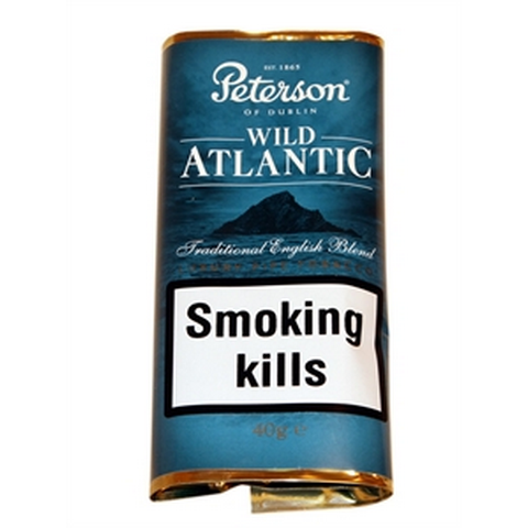 Peterson - Wild Atlantic - 40g Pouch - Tobacco UK