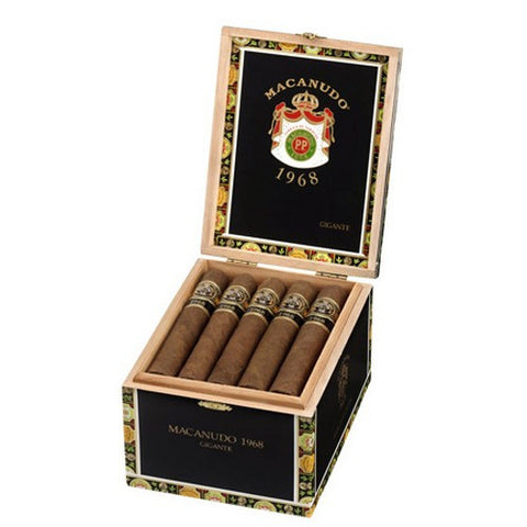 "Macanudo - ""Vintage 1968"" Rothschild - Box of 20 - Tobacco UK"