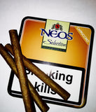 Neos - Selection Cappuccino - Box of 10 New design now 100% full leaf - Tobacco UK - 2