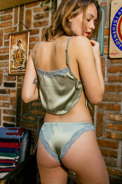 Babydoll French brief - Jade