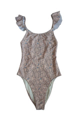 Stans One-Piece - Nude Geo