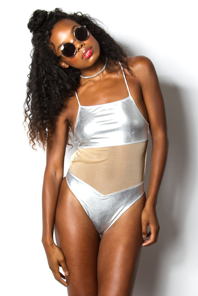 Thea One-Piece - Metal