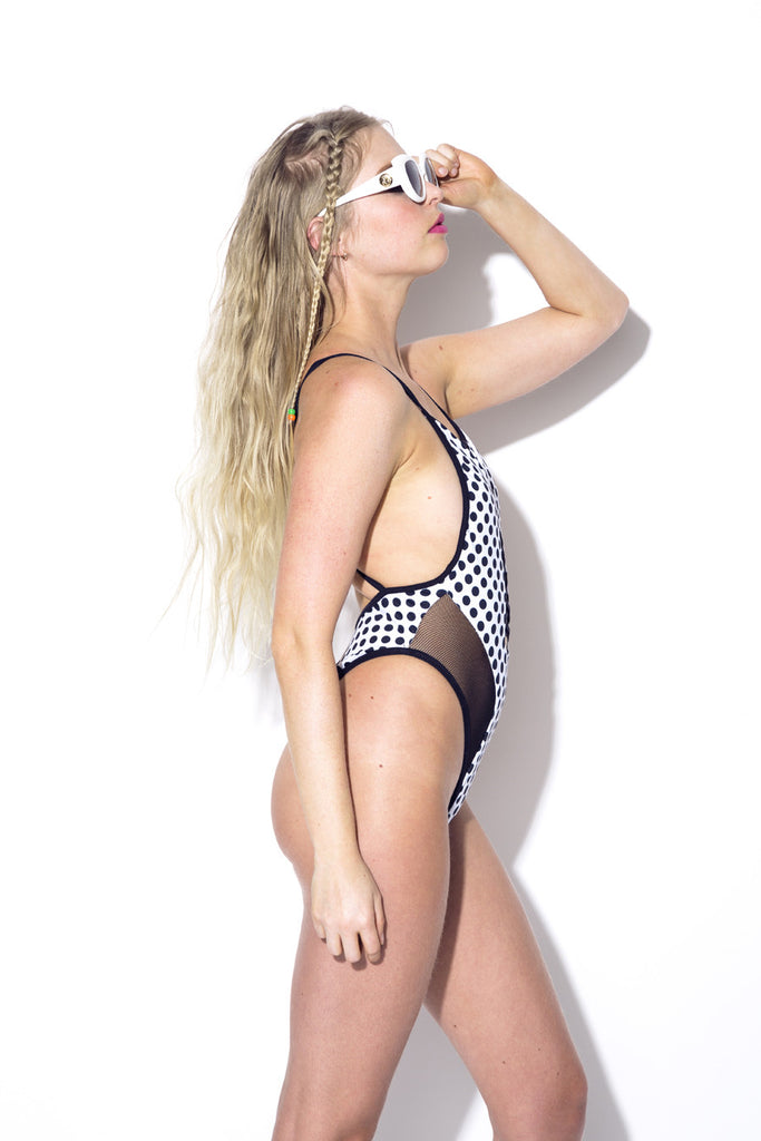 Christie One-Piece - Polka Dot
