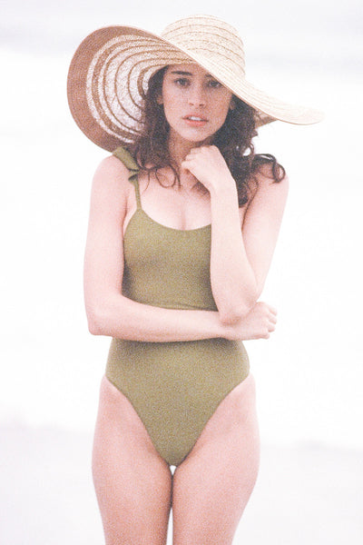 Stans One-Piece - Chartreuse