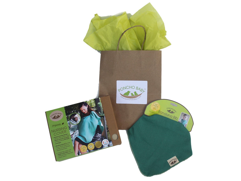 Mom and Baby Organic Essential Gift Set