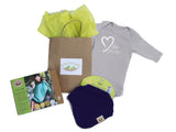 Organic Mom and Baby Plus Gift Set