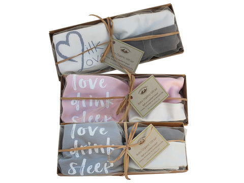 Organic New Beginning Gift Set