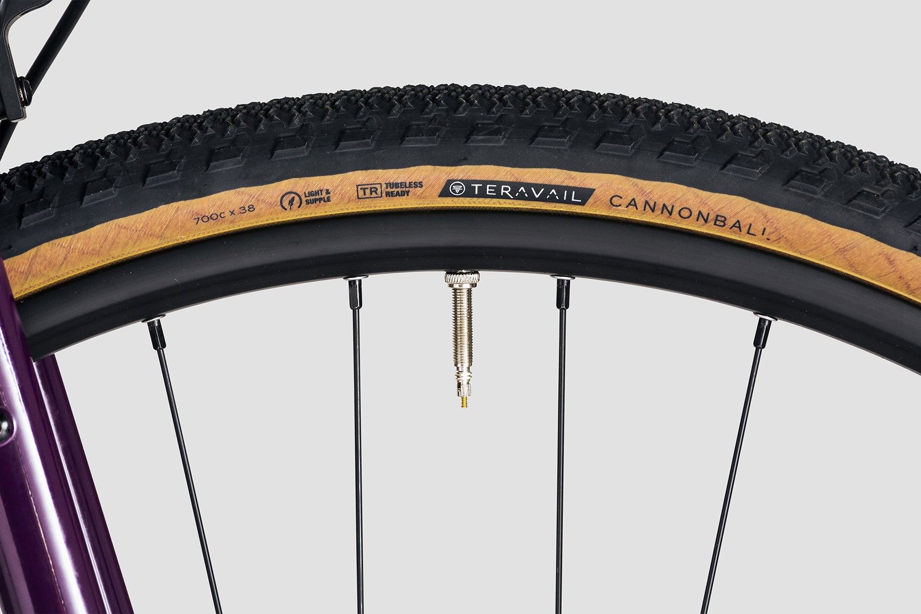 Teravail Cannonball Tubeless Ready 700c 38