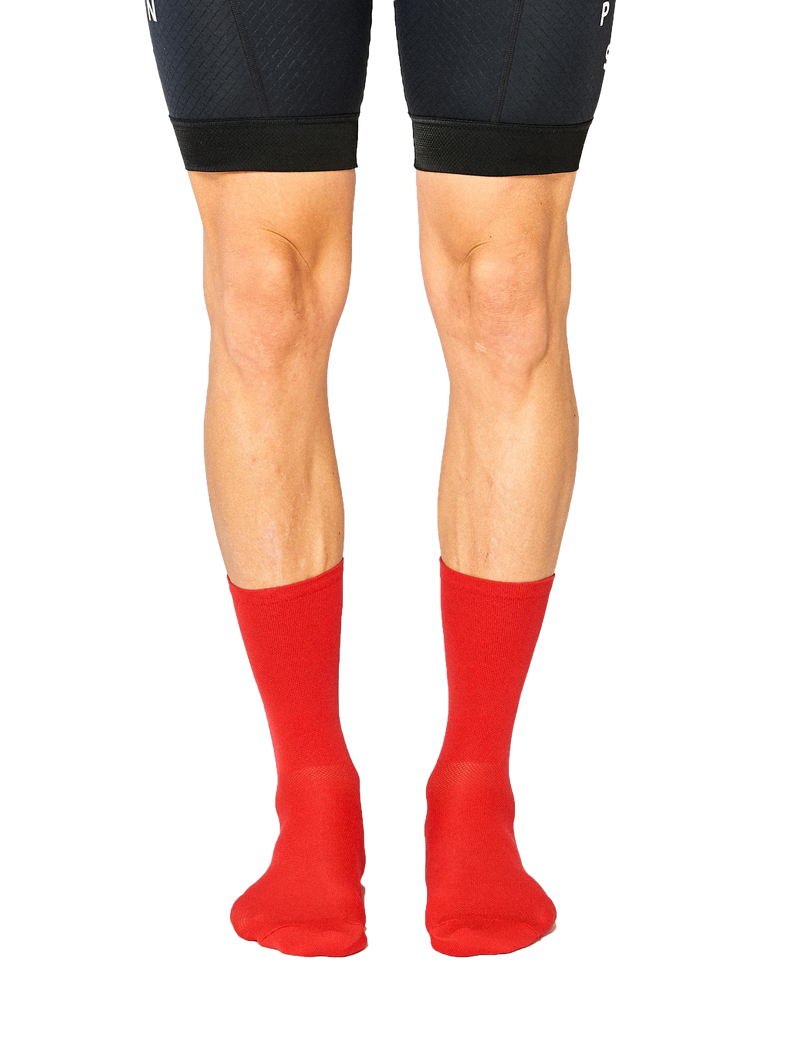 FINGERSCROSSED classic flamme rouge socks