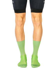 FINGERSCROSSED classic jade cycling socks