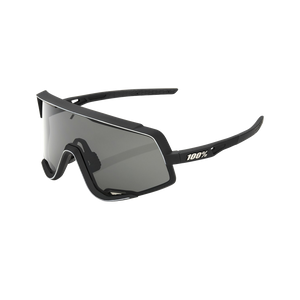 100% GLENDALE Soft Tact Black Smoke Lens