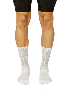 FINGERSCROSSED SOCKS | SS21 #10_08 GIRAFFE - Standert Bicycles