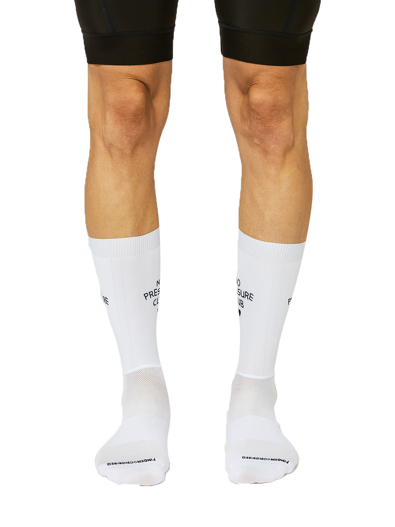 FINGERSCROSSED SOCKS | SS21 #AERO NO PRESSURE CLUB - Standert Bicycles