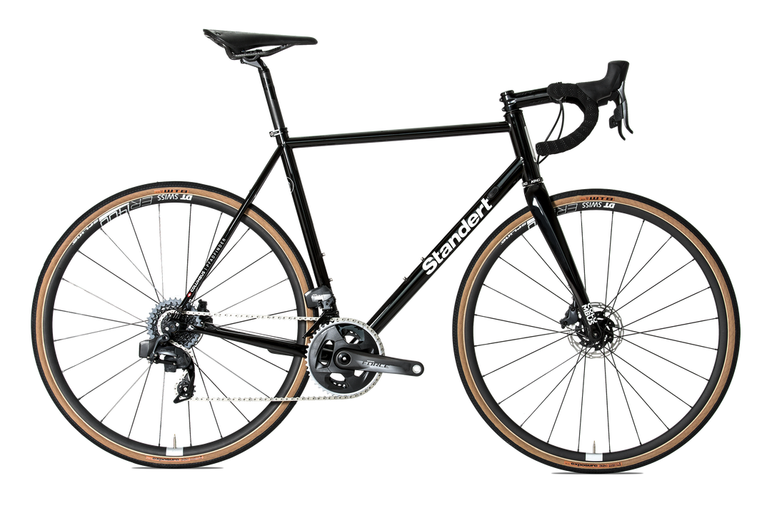 Pfadfinder | True Black | Electronic Group | FORCE eTAP / ULTEGRA Di2 / GRX Di2