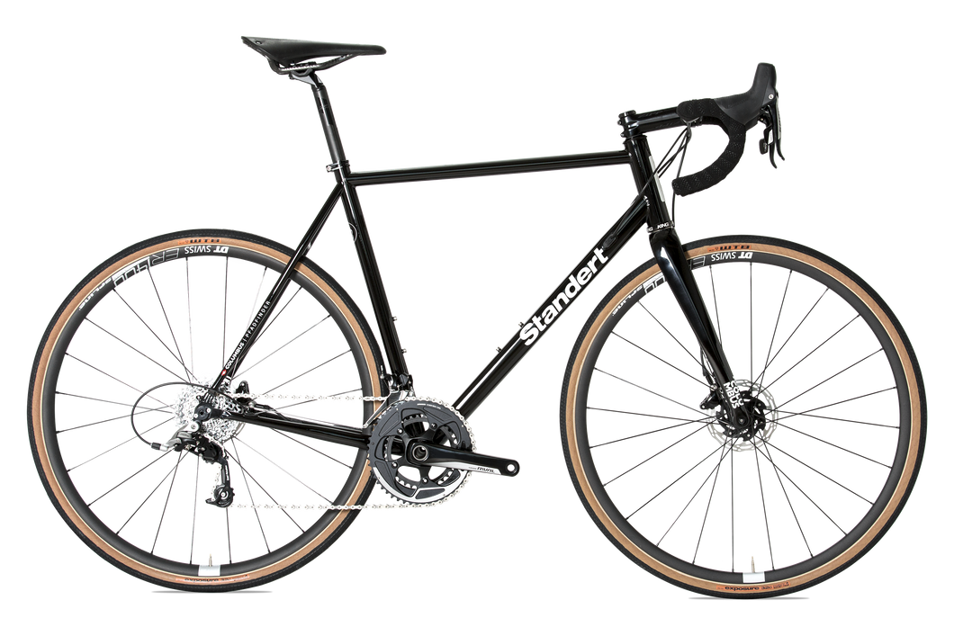Pfadfinder | True Black | Mechanical Group | RIVAL / ULTEGRA / GRX
