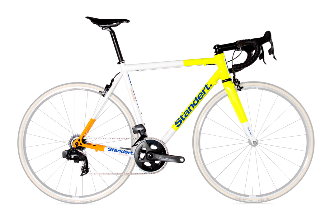 Kreissäge 2nd Cut RIM | Supersonic | Electronic Group | FORCE eTAP / ULTEGRA DI2 | Buildkit No-Wheels