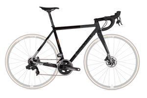 Kreissäge 2nd Cut DISC | Charcoal | Electronic Group | FORCE eTAP / ULTEGRA Di2 | Buildkit No-Wheels