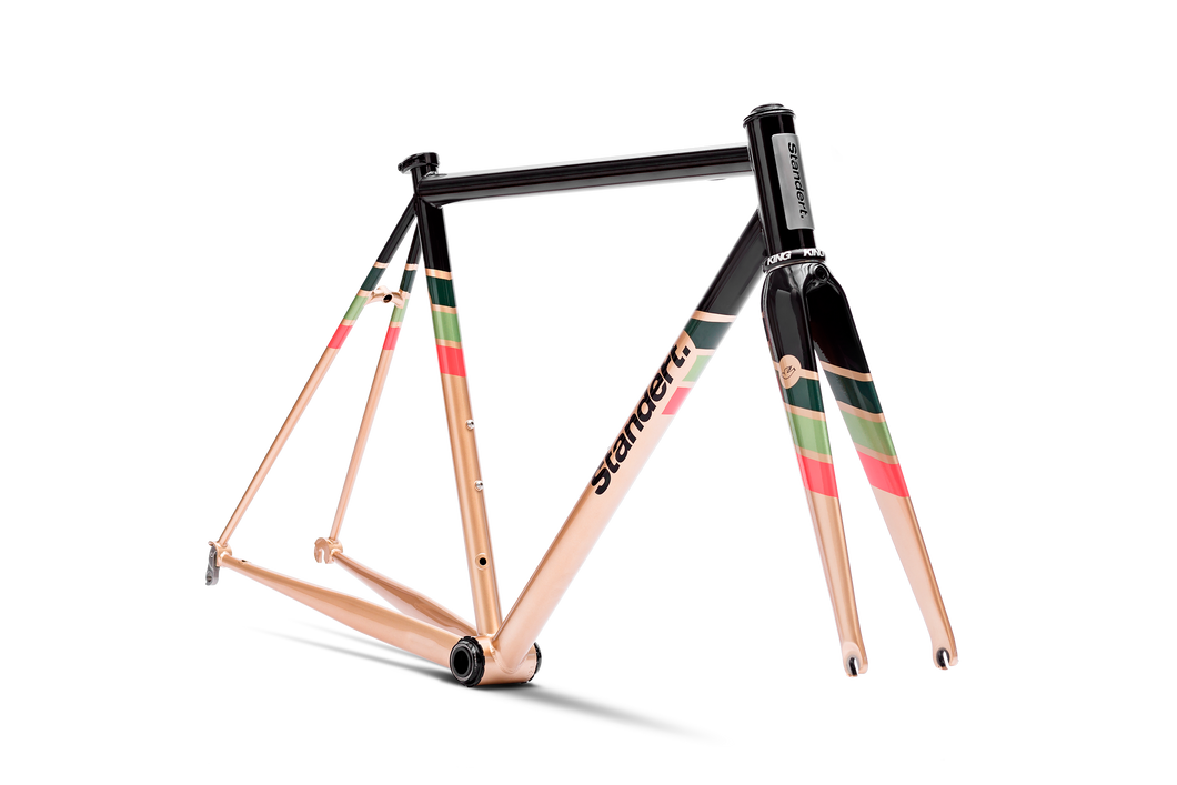 Standert Triebwerk Steel Road Bike Frame