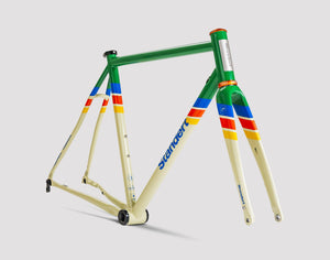 Triebwerk LTD Steel Disc Road Bike Frame