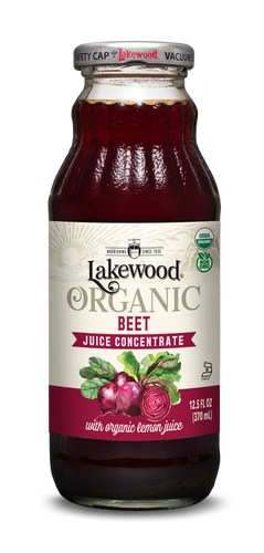 Organic Beet Concentrate (12.5 oz, 6 pack)