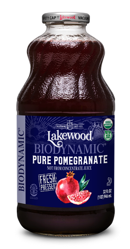 Biodynamic® Organic Pure Pomegranate (32 oz, 6 pack)