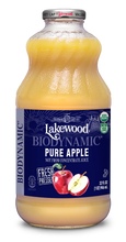 Load image into Gallery viewer, Biodynamic® Organic Pure Apple (32 oz, 6 pack)
