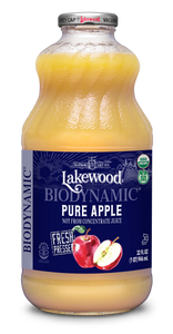 Biodynamic® Organic Pure Apple (32 oz, 6 pack)