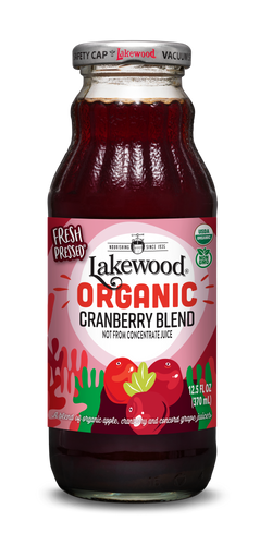 Organic Cranberry Blend (12.5 oz, 12 pack)