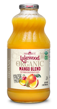 Load image into Gallery viewer, Organic Mango Blend (32 oz, 6 pack)